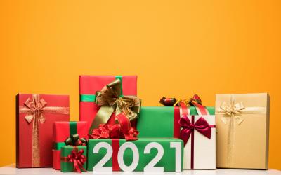 Lima Rekomendasi Hadiah Tahun Baru 2021 dari Egogo