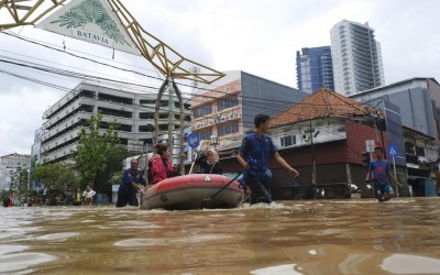Egogo Hub Indonesia Open Donation To Flood Disaster Victims