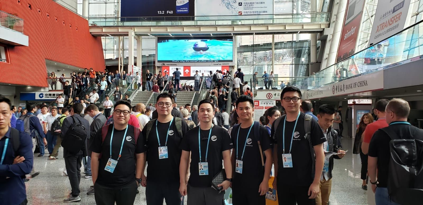 Egogo Hub Goes to Canton Fair