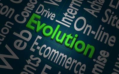 Evolusi E-commerce D