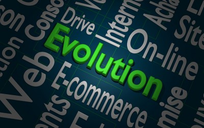 Evolusi E-commerce Dunia