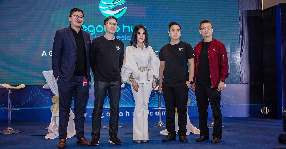 Egogo Hub Launch Brand Enabler Services in Indonesia
